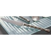 Rope Stainless Steel Butter Knife