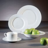 Z-Ware White Dinnerware Set