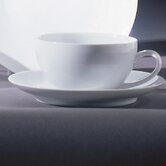 Royal Coupe Oversized 10 oz. Teacup and Saucer