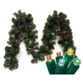 Brite Star Holiday Wreaths, Garlands & Faux Florals