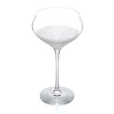 Orrefors Champagne and Wine Glasses
