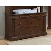 Stratton Premier Changing Table Combo Unit