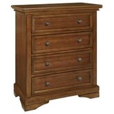 Waverly 4 Drawer Chest