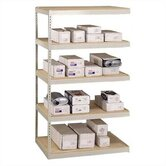 Muffler Storage - 5 Shelf Add-On Unit