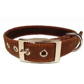 Corduroy Tiny Dog Collar