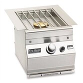 Island Slide-In Side Burner