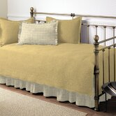 Trellis 5 Piece Daybed Set in Maize/ yellow