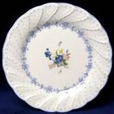 Blue Peony 8&quot; Salad Plate