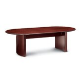 6' Racetrack Conference Table
