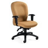 High-Back Multi-Tilter Office Chair with T-Arms