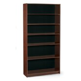 Denver 72&quot; H Laminate Bookcase