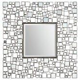 Metal Frame Bathroom Mirrors