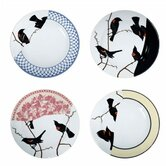 Seconds Set of Four Dinner Plates