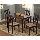 Tuscan 5 Piece Dining Set