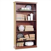 Legacy 76&quot; H Veneer Bookcase