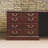 Bedford Twin Pedestal Credenza