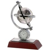 Birchwood and Metal Global Clock