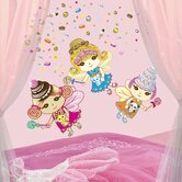 Sweet Dreams Fairies Wall Decals