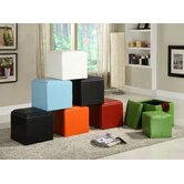 4723 Series Cube Ottoman