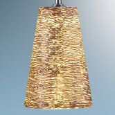 Bling I One Light LED Pendant with Canopy