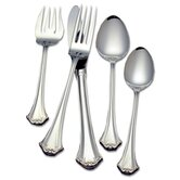 Country French 5 Piece Flatware Set