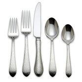 Hammered Antique Flatware Collection
