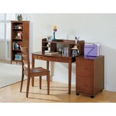 "Madison Office Set with 42"" Writing Desk"