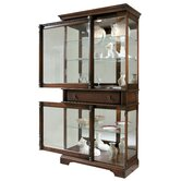 Plantation Curio Cabinet