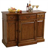 Hide - A - Bar Shiraz Console in Indian Summer