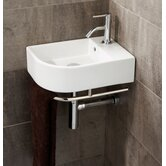 Temoli Washbasin in White