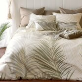 Paradise Neutral Duvet Collection