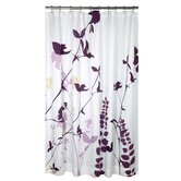 Amanda Shower Curtain in Purple