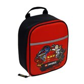 Ninja Go Four Ninjas Vertical Lunch Bag