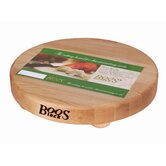 BoosBlock Round Maple Cutting Board