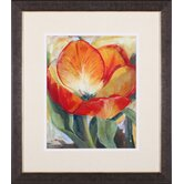 Summer Tulips I Framed Artwork