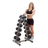 2 Tier Vertical Dumbell Rack