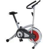 Upright Flywheel Bike