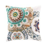 Belcourt Square Cotton Pillow