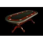 Rockwell Furniture Poker Table in Black