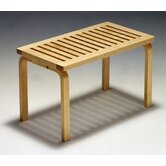 Birch Veneer Bench