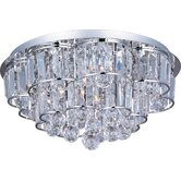 Bangle 12 Light Flush Mount