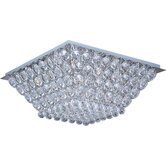 Brilliant 24 Light Flush Mount