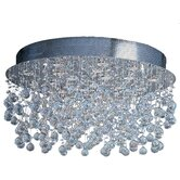 Cascada 18-Light Flush Mount