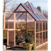 4' Extension Kit for  Mt. Hood 6' x 8' GardenHouse