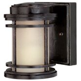 "La Mirage 6.25"" H Outdoor Wall Lantern in Winchester - Energy Star"