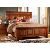 Kalispell Mantel Panel Bedroom Collection