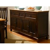Country Hickory Sideboard