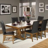 Kenosha Trestle 7 Piece Dining Set
