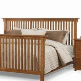 Mission Slat Headboard