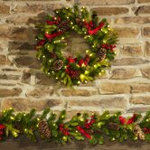 Christmas Wreaths & Garlands